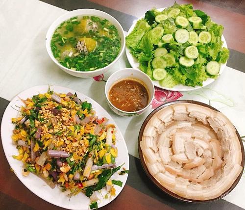 12 thực đơn bữa cơm gia đình đơn giản mà ngon lại dễ nấu đảm bảo dinh dưỡng
