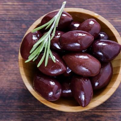Quả Olive ngâm muối hữu cơ 365g