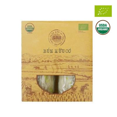 Bún khô hữu cơ GẠO 320g
