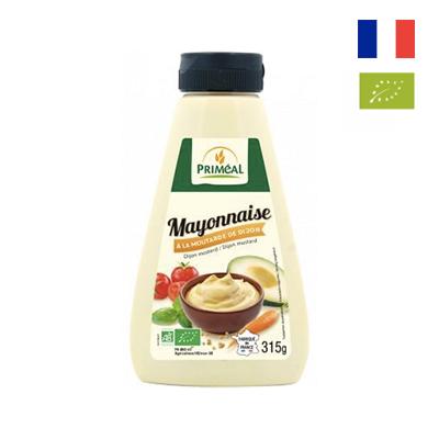 Sốt Mayonnaise hữu cơ Primeal 315g