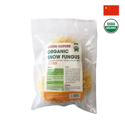 Nấm tuyết hữu cơ Green Nature 100g