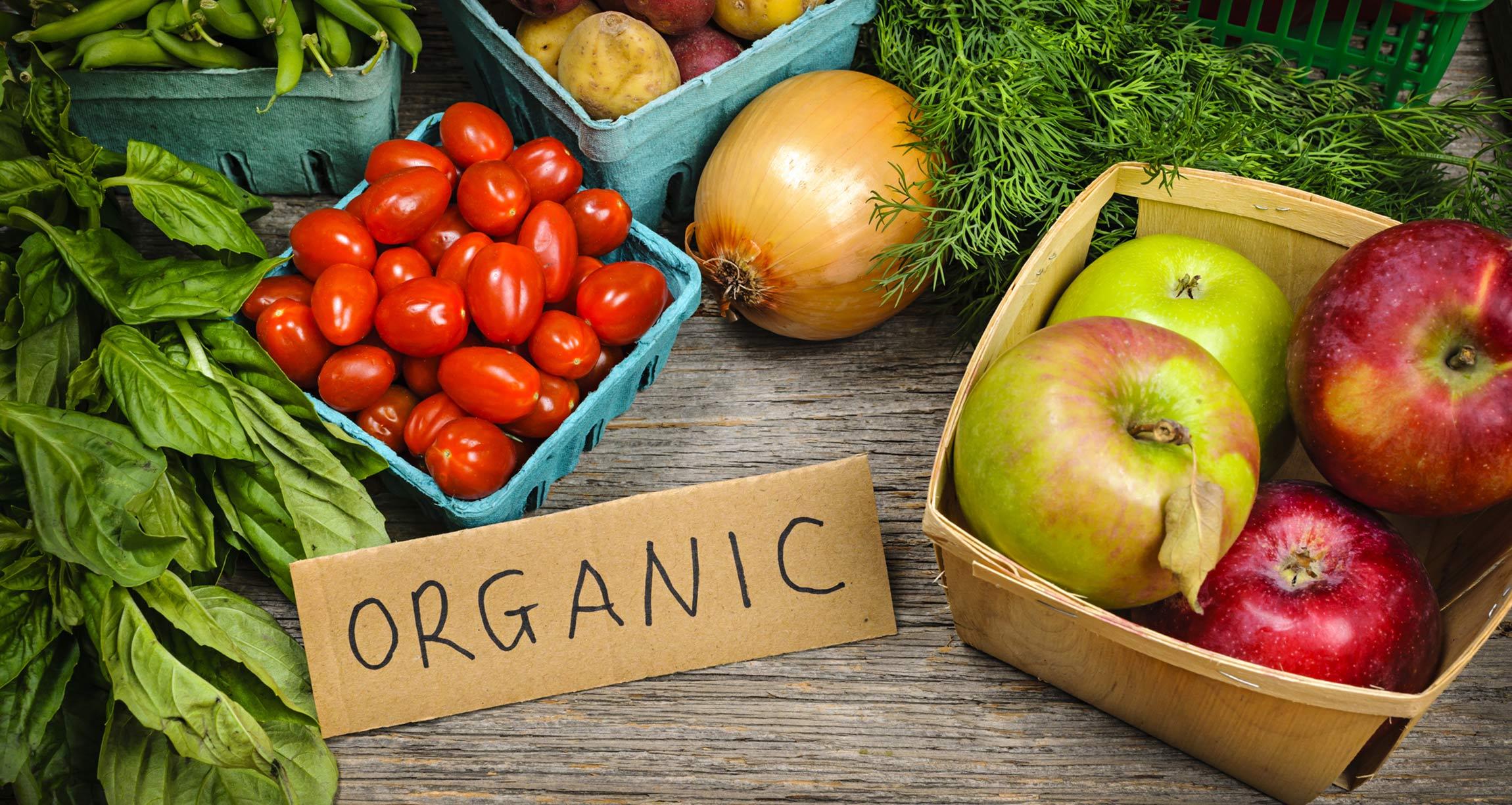 """4 lý do khiến bạn nên chọn thực phẩm Organic trong mùa """"bão bẩn"""""""