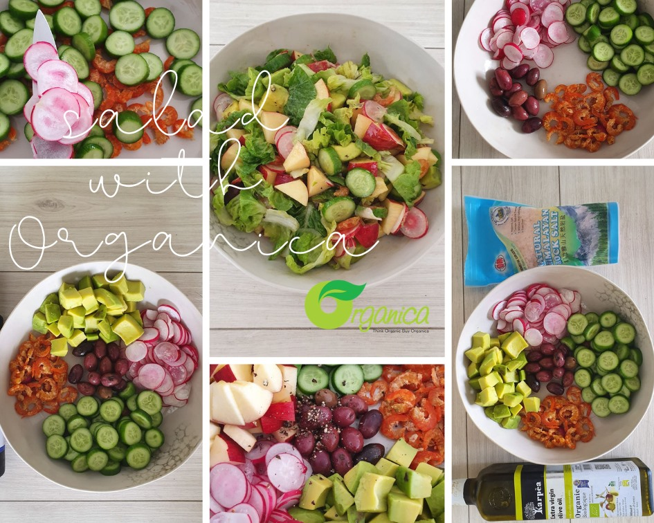 Salad Romaine