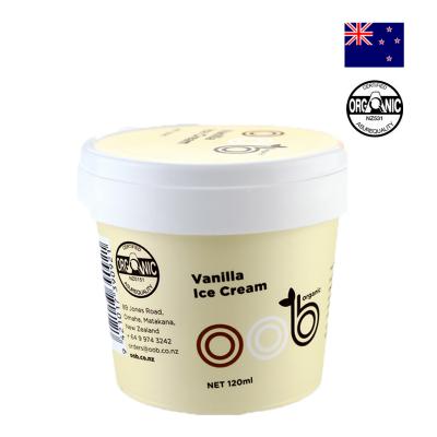 Kem vanilla hữu cơ OOB 120ml