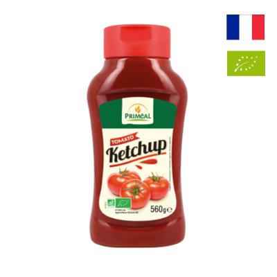 Tương cà chua hữu cơ Primeal 560g