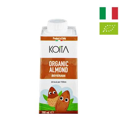 Sữa Hạnh nhân Hữu cơ Koita 200ml