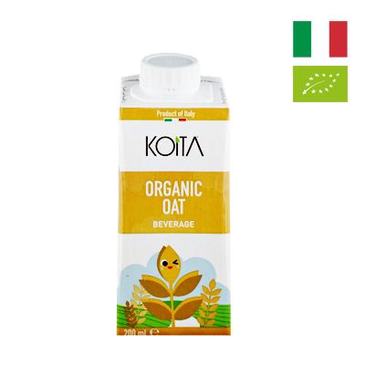 Sữa Yến mạch Hữu cơ Koita 200ml