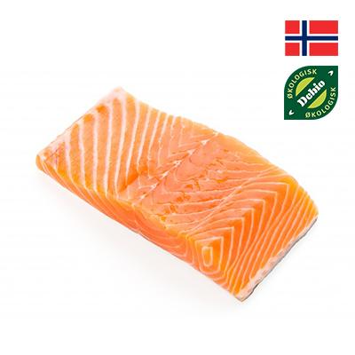 Fillet cá hồi hữu cơ Mùa
