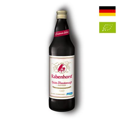 Nước ép nho đỏ hữu cơ Rabenhorst 750ml