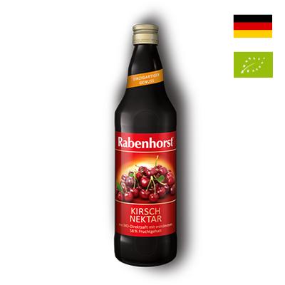 Nước ép cherry hữu cơ Rabenhorst 750ml