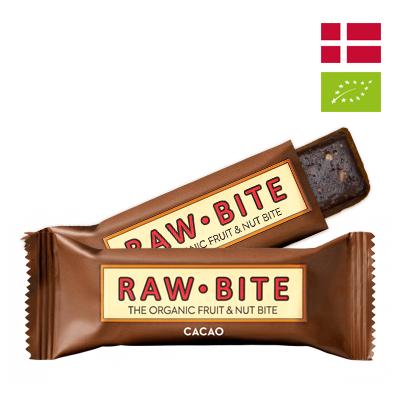 Thanh dinh dưỡng Cacao Hữu cơ Rawbite 50g