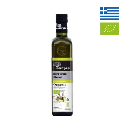 Dầu Olive Hữu cơ Karpea Extra Virgin 500ml