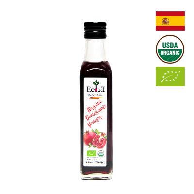 Giấm lựu hữu cơ Ecovinal 250ml