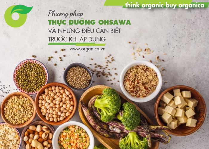 Phương pháp thực dưỡng Ohsawa và những điều cần biết trước khi áp dụng