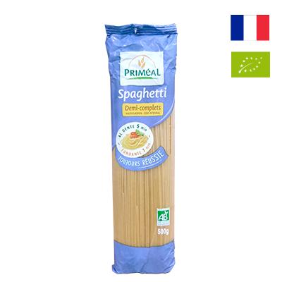Mỳ Ý hữu cơ Primeal 500g