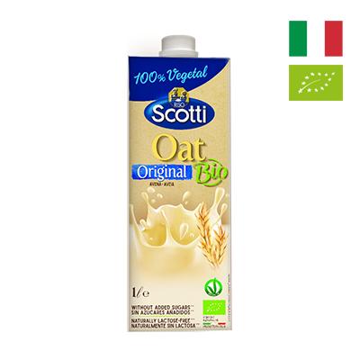 Sữa yến mạch hữu cơ Riso Scotti 1L
