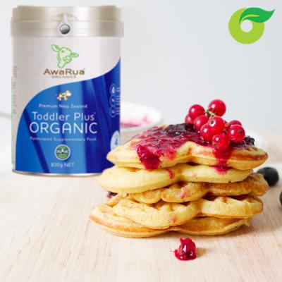 Sữa bột hữu cơ dành cho trẻ Awarua Organics 830g