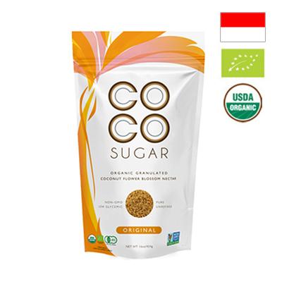 Đường mật hoa dừa hữu cơ PT COCO SUGAR 454g