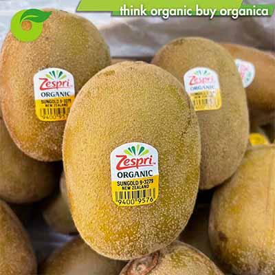 Kiwi vàng hữu cơ Zespri