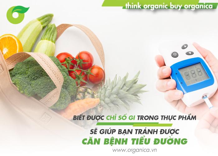 Biết được chỉ số GI trong thực phẩm sẽ giúp bạn tránh được căn bệnh tiểu đường
