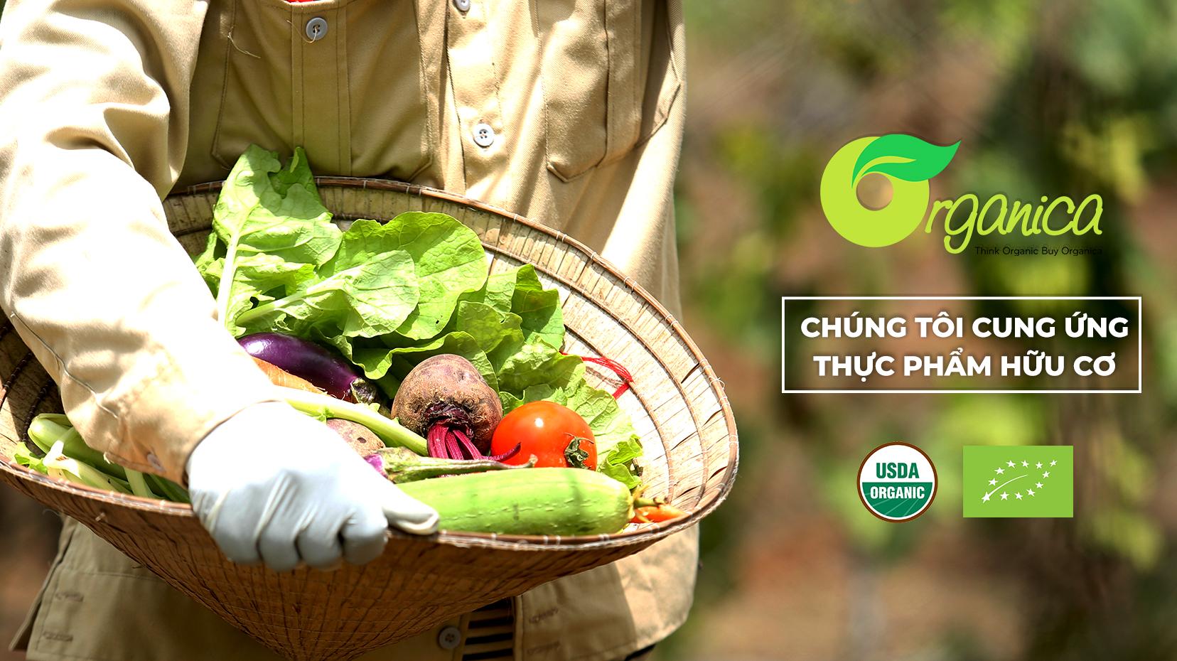 MEET OUR FARMER KNOW YOUR FOOD / GẶP GỠ NÔNG DÂN ORGANICA
